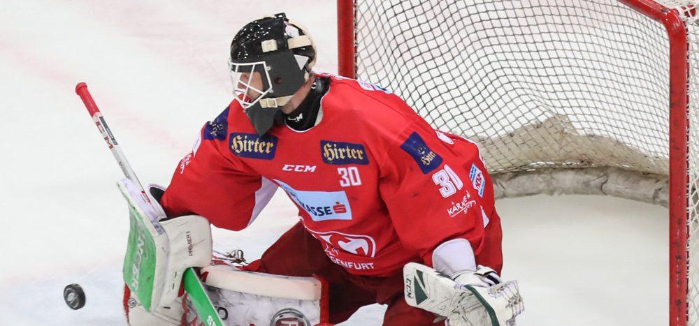 Lars Haugen verlängert beim KAC