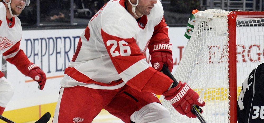 Detroit Red Wings: Grandiose Aufholjagd gegen Blackhawks bleibt unbelohnt