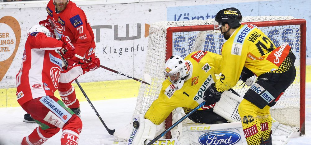 KAC vs. VIC: Alle Tore