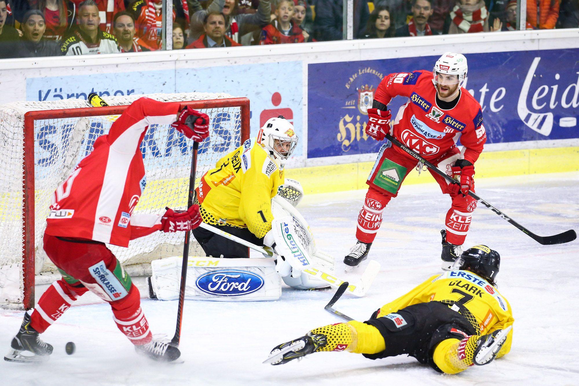 KAC vs. VIC: Alle Tore