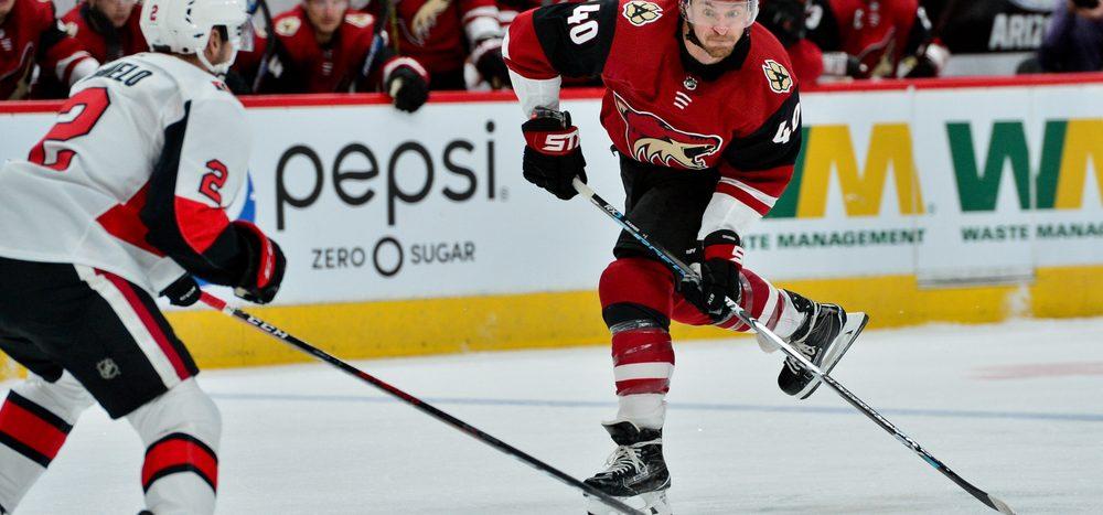 Nur noch Mini-Chance: NHL-Playoffs wohl ohne Österreicher