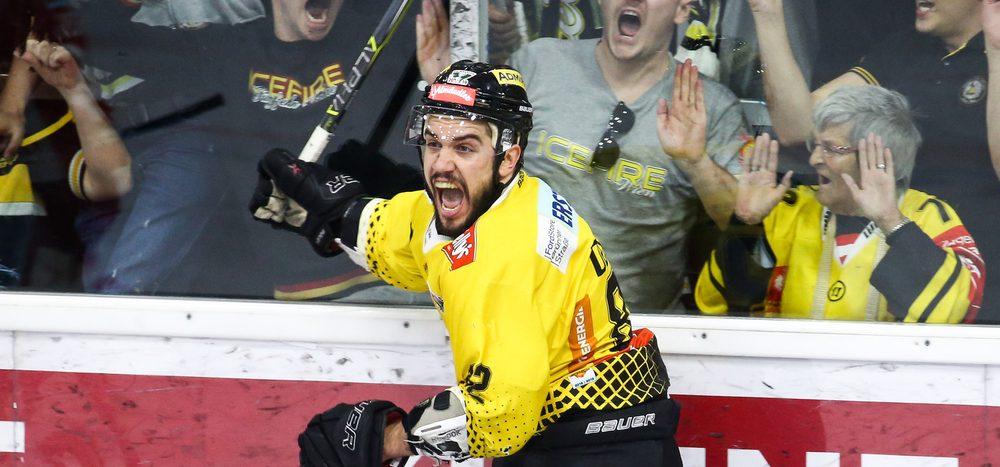 Die besten Einzelkönner der Erste Bank Eishockey Liga-Saison