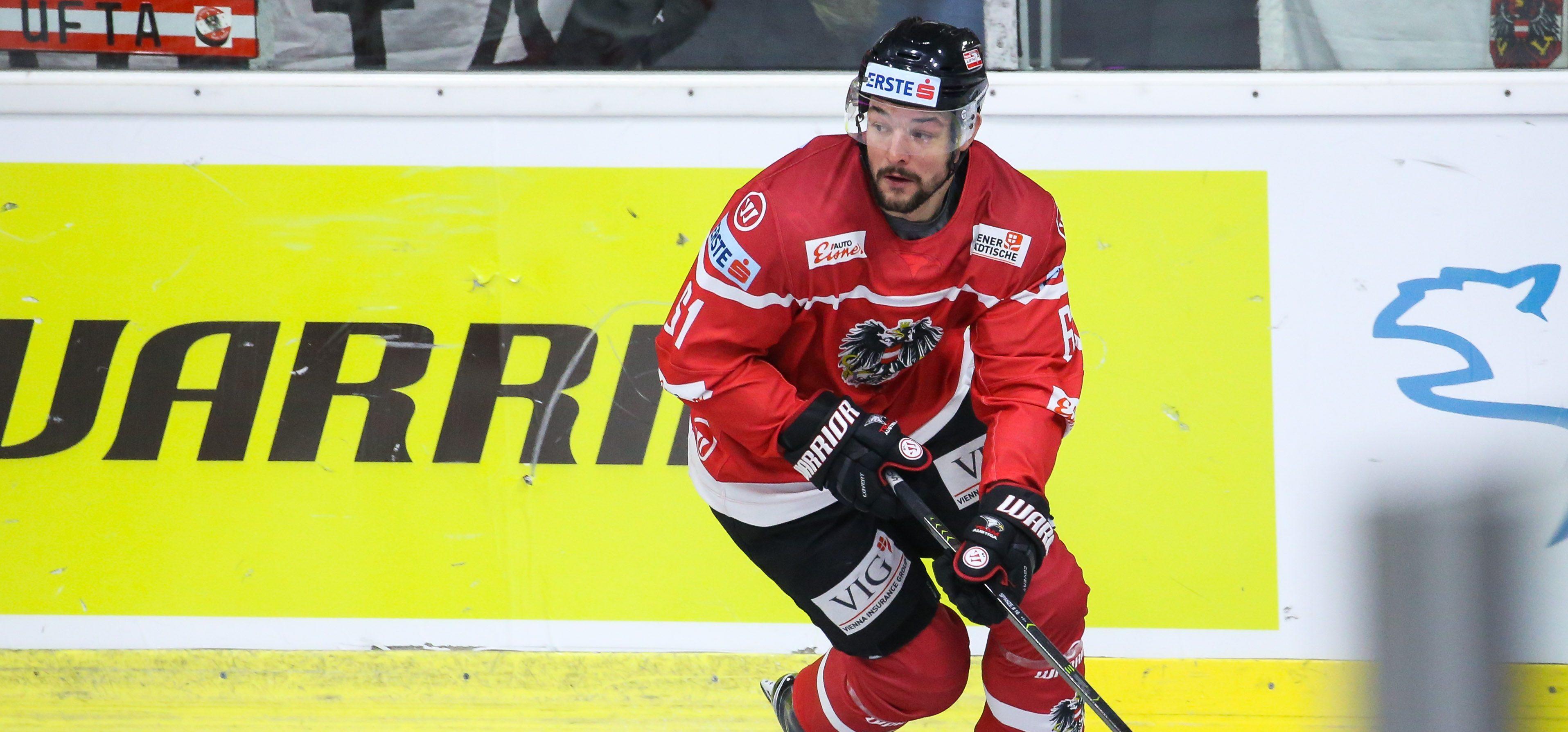 Nullnummer zu Playoff-Start: Österreicher-Trio verliert