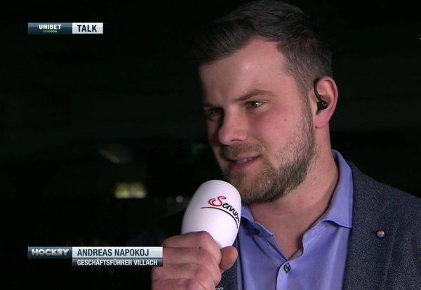 Im Talk: Andreas Napokoj