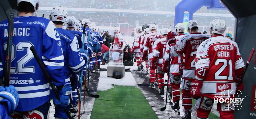 Hockey Night: Tolle Momente