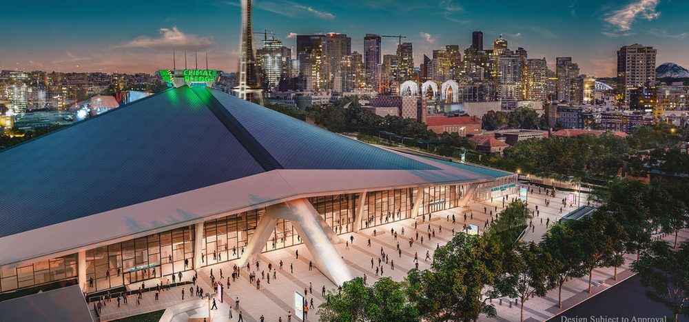 Seattle: Amazon-Boss kauft Recht an Klima-Arena