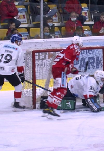 KAC vs. HCI: Die Highlights