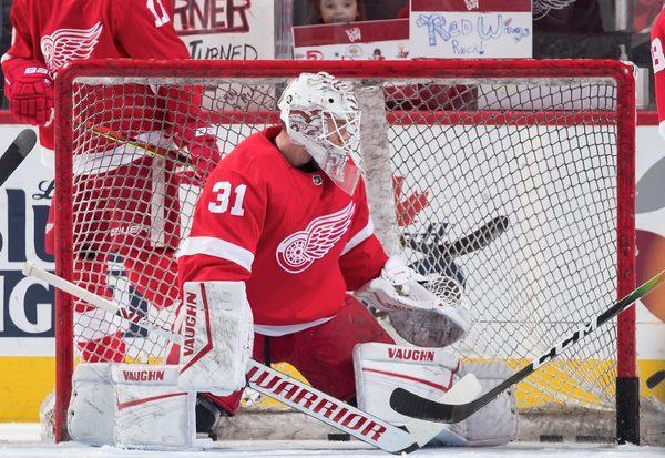 Caps holen NHL-Goalie