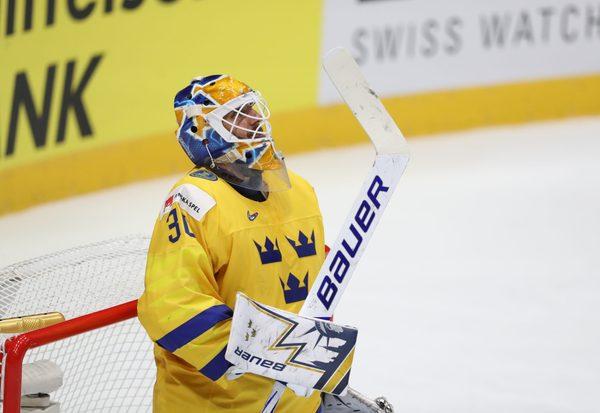 Henrik Lundqvist fällt aus