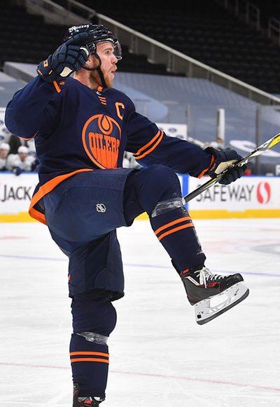 Oilers-Duo eskaliert