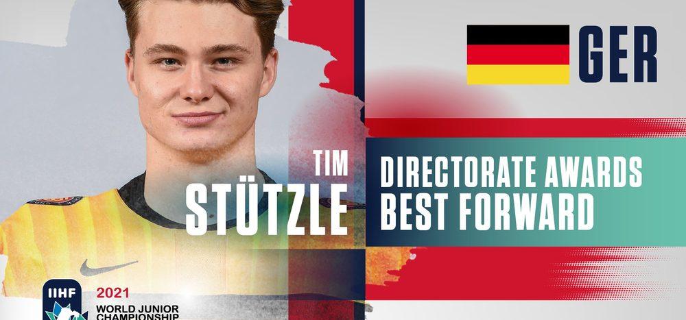 World Juniors: USA Weltmeister – Stützle bester Stürmer