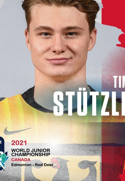 U20: Stützle bester Forward